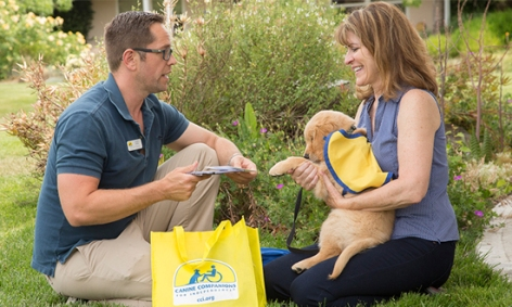 canine companions for independence puppy