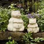 Zen Garden Cats