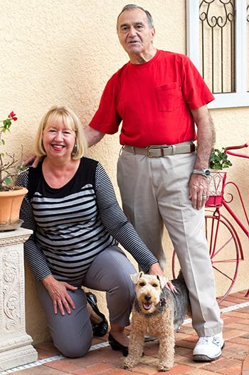 CAT Tieger, Miss Kirby, husband