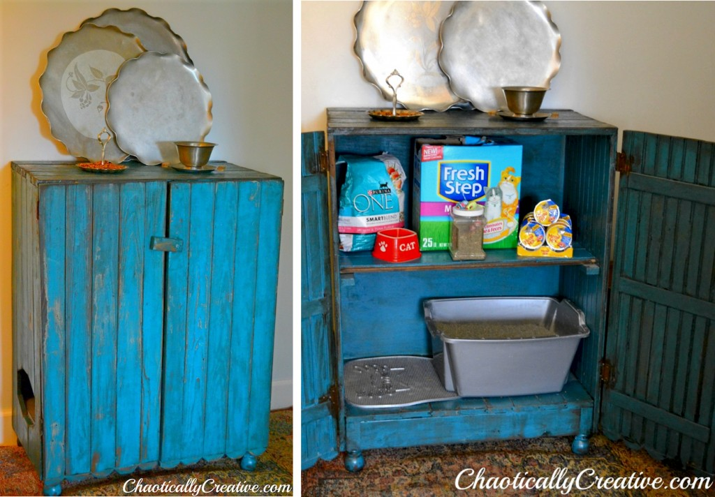 8 Creative Ways To Hide Your Cat S Litter Box Healthy Paws