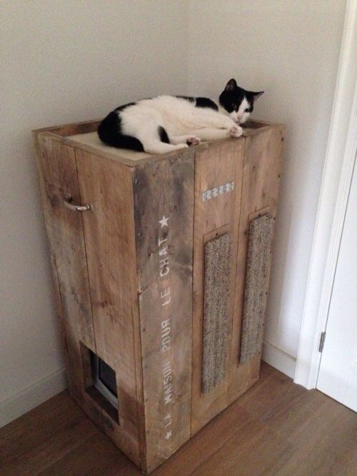 Attrayant Litter Box Furniture