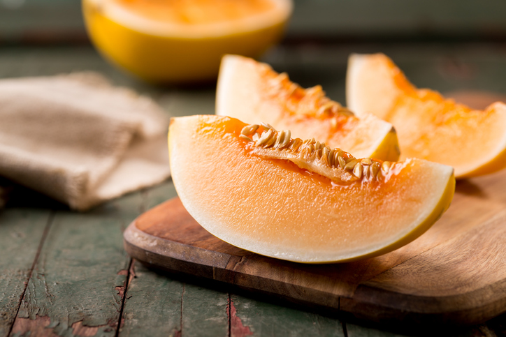 Can Dogs Eat Cantaloupe Healthy Paws Pet Insurance Cantaloupe is an excellent source of vitamins and nutrients. https www healthypawspetinsurance com blog 2019 04 25 can dogs eat cantaloupe